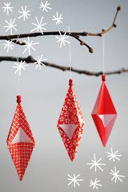 origami tree ornaments rainforest islands ferry