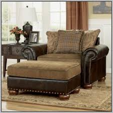 oversized fabric chair with ottoman oversized living room chair with ottoman chairs home decorating