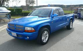 Dodge Dakota Race Truck - 1999 dodge dakota r t club cab pick up