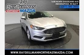 ford fusion used for sale used ford fusion hybrid for sale in indianapolis in edmunds
