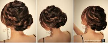 the easy bun hairstyles for long hair women styles hairstyles