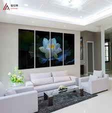 aliexpress com buy modern 3d white lotus definition pictures