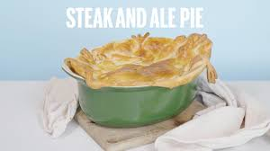 Fish Pot Pie by Hairy Bikers U0027 Steak And Ale Pie Recipe Goodtoknow