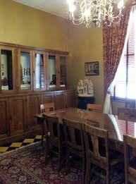 The Morgan Dining Room - rosenberg library the morgan room