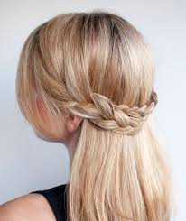 cute hairstyles you can do in 5 minutes office ready hairstyles real simple