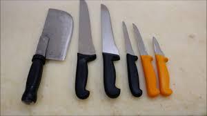 comment aiguiser un couteau de cuisine comment aiguiser vos couteaux