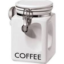 oggi kitchen canisters oggi stainless steel silver coffee canister products