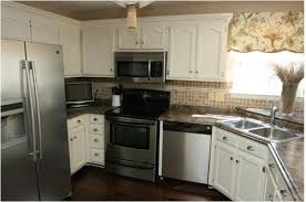Simple Kitchen Makeovers - this reader submitted kitchen makeover is truly stunning