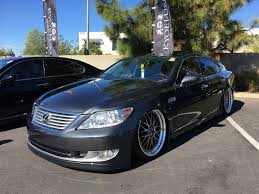 slammed lexus ls430 kyoei usa official web site