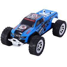 1 24 scale monster jam trucks aliexpress com buy wltoys a999 racing car 4wd 2 4gh 1 24 scale