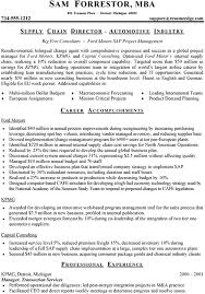 Example Of Special Skills In Resume by Example Resume Accomplishments U0026 Special Skills 3