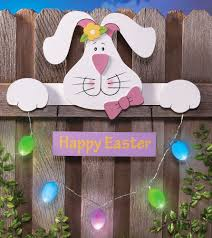 Easter Egg Outdoor Decorations by C U0026 P Treasures Find The Perfect Easter Outdoor Decorations For