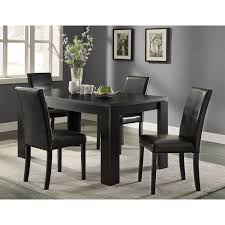 coaster furniture 104871 knoxville dining table in cappuccino