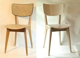 une chaise comment rénover une chaise à repas vintage bricobistro