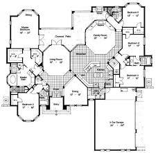 blueprints of houses blueprints house culbertson 2443 sqft 4 bdrm two story