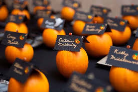 Fall Wedding Table Decor Fall Wedding Decoration With Pumpkinswedwebtalks Wedwebtalks