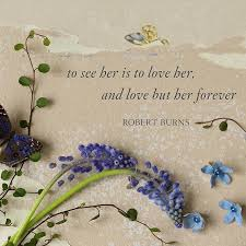 wedding quotes robert burns to see is to and but forever robert