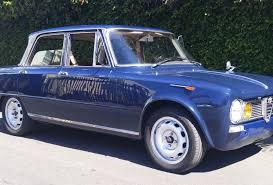 modified 1967 alfa romeo giulia super for sale on bat auctions