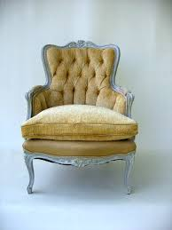 change upholstery on chair yellow french bergere chair por fabulouspieces en etsy would change