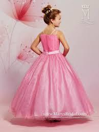 marys girls pageant dress in stock