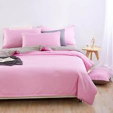 online shop 10 colors colorful solid bedspread king size queen