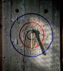axe throwing community in toronto continues to grow ctv toronto news