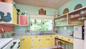 Retro Kitchen Design Homey Retro Kitchen Design Style Kitchen Inspiration 573