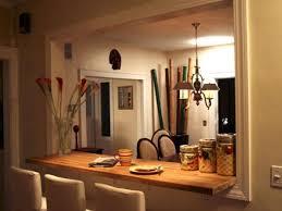 Small Kitchen Breakfast Bar Ideas Kitchen With Bar Home Design Ideas
