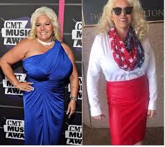beth chan 55 pounds beth chapman is the fifth wife of duane