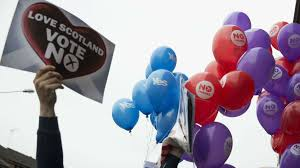 Seeking Balloon Cast Polls Open In Historic Scottish Independence Vote The Times Of