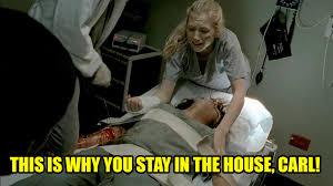 Carl Walking Dead Meme - 5 underappreciated walking dead memes the walking dead official
