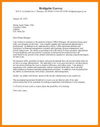 administrative assistant cover letter 6 administrative assistant cover letter exle letter adress