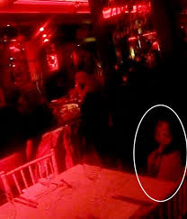 Christmas Parties In Newcastle - ghost child u0027 caught on camera by teens at christmas dinner or is
