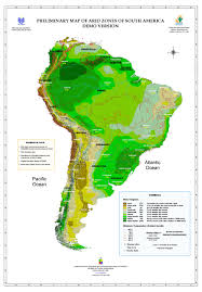 Maps Of Latin America by America Regions 2004