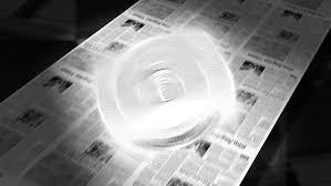sample blank newspaper newspaper headline stock footage video shutterstock