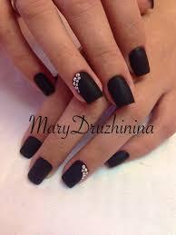 nail art 395 best nail art designs gallery matte black nails
