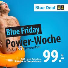 K He G Stig Planen A U0026o Hotelgutschein Special 3nächte Für Nur 99 U20ac Blue Friday