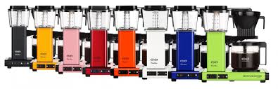 designer kaffeemaschinen kbg 741 a0 coffee mashine trend colors moccamaster