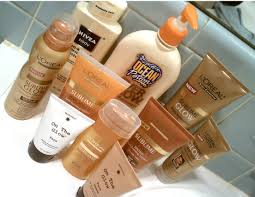 face fashion u0026 life self tanning lotions review