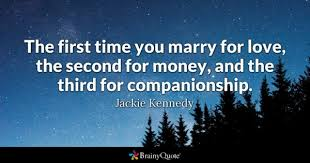 Famous Quotes About Marriage Marry Quotes Brainyquote