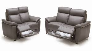 Two Seater Electric Recliner Sofa Two Seat Recliner Sofa Modern Style Home Design Ideas