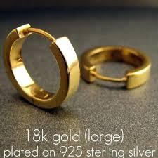 men s earrings gold earring for men mens earrings studs white gold watford