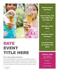 example of a flyer for an event seasonal event flyer office templates