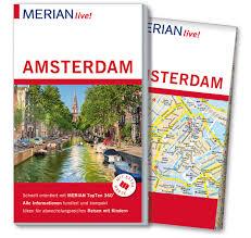 Stadtplan Bad Oeynhausen Merian Live Reiseführer Amsterdam Von Johnen Ralf Mit Extra Karte