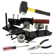 Upholstery Button Making Machine Campaign Button Making Kits U2013 American Button Machines