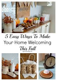 Shabby Chic Fall Decorating Ideas 52 Best Fall Decor Images On Pinterest Kitchen Decor Kitchen