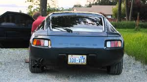 1979 porsche 928 body kit 1981 porsche 928 specs and photos strongauto