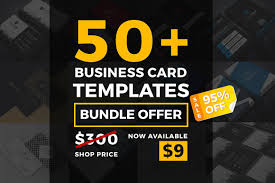 50 mega business card bundle business card templates creative