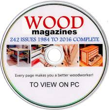 Woodworking Magazine Pdf by Wood Magazine 1984 2016 All 242 Issues E Book Pdf Dvd Learn All