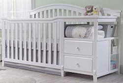 Cot Changing Table Crib With Changing Table Combo Babies R Us